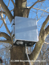 ultra low bandwidth video distribution, bandwidth-limited, digital video management systems, digital video surveillance systems, digital video security systems, outdoor digital video recorders, digital video recording, DVR, CCTV, Closed Circuit TV, HDTV, mega pixels, high definition, Internet protocols, IP cameras, LAN cameras, network cameras, wireless cameras, security cameras, surveillance cameras, video servers, video monitoring, network attached storage, homeland security, digital cameras, video compression, video streaming, motion JPEG, MPEG-4, project safe neighborhoods, NAICS 334511, NAICS 423430, NAICS 517510, SIC 3651, SIC 3669, SIC 3812, SIC 5063, SIC 7382, woman-owned small business, wireless, Wi-Fi, WiFi, mesh, 802.11g, city-scale, municipal-scale, metro-scale, citywide, countywide, satellite, ZigBee, SCADA